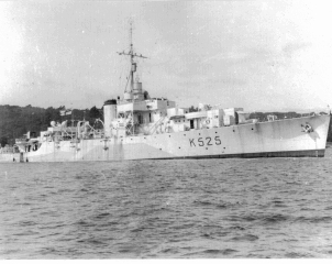 Image of HMS Ribble K525 (50Kb)
